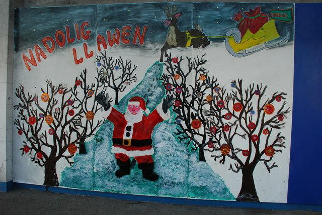 file murlun 39 dolig christmas mural