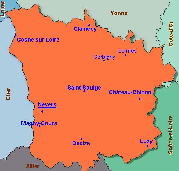 Rennstrecken In Frankreich