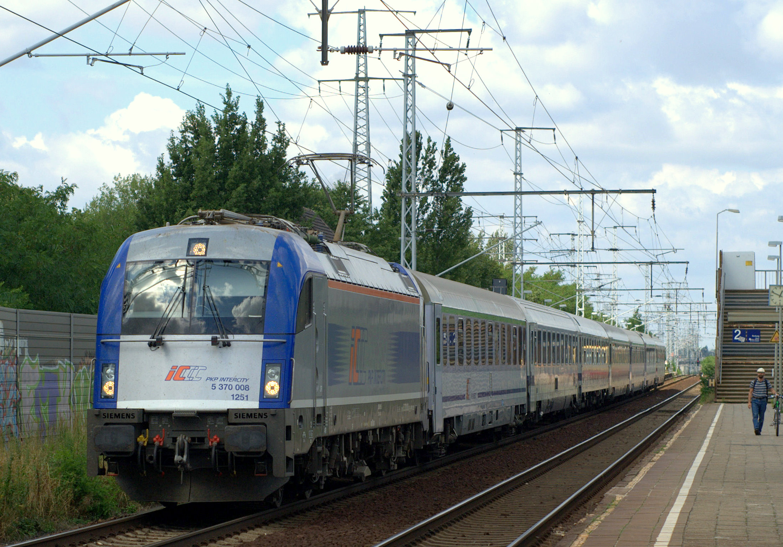 Berlin-Warszawa-Express - Wikipedia