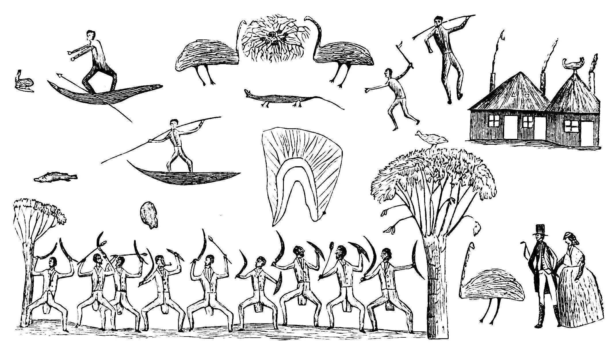 Arte Indígena Wikipedia La Enciclopedia Libre