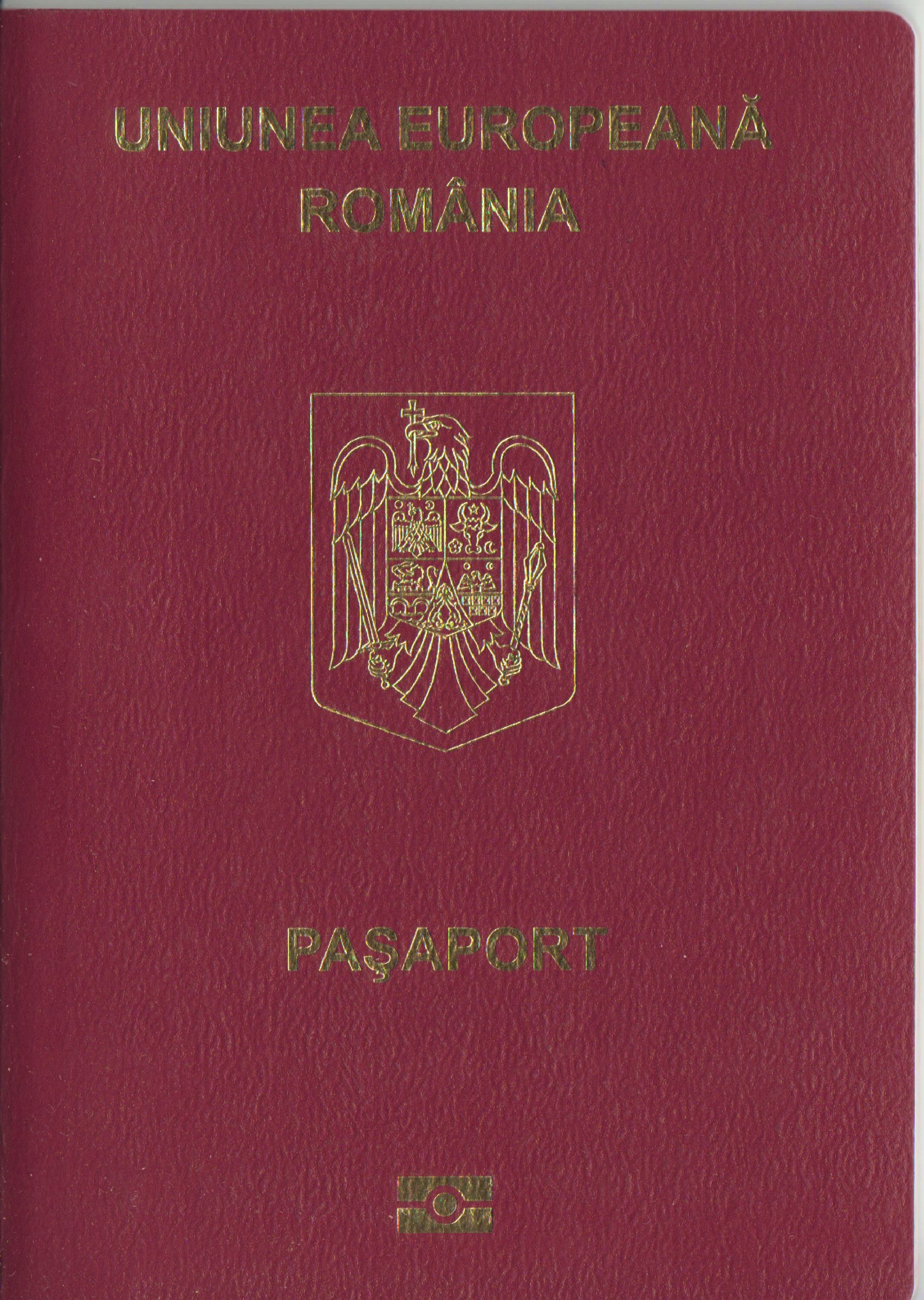 how to apply for a romanian passport