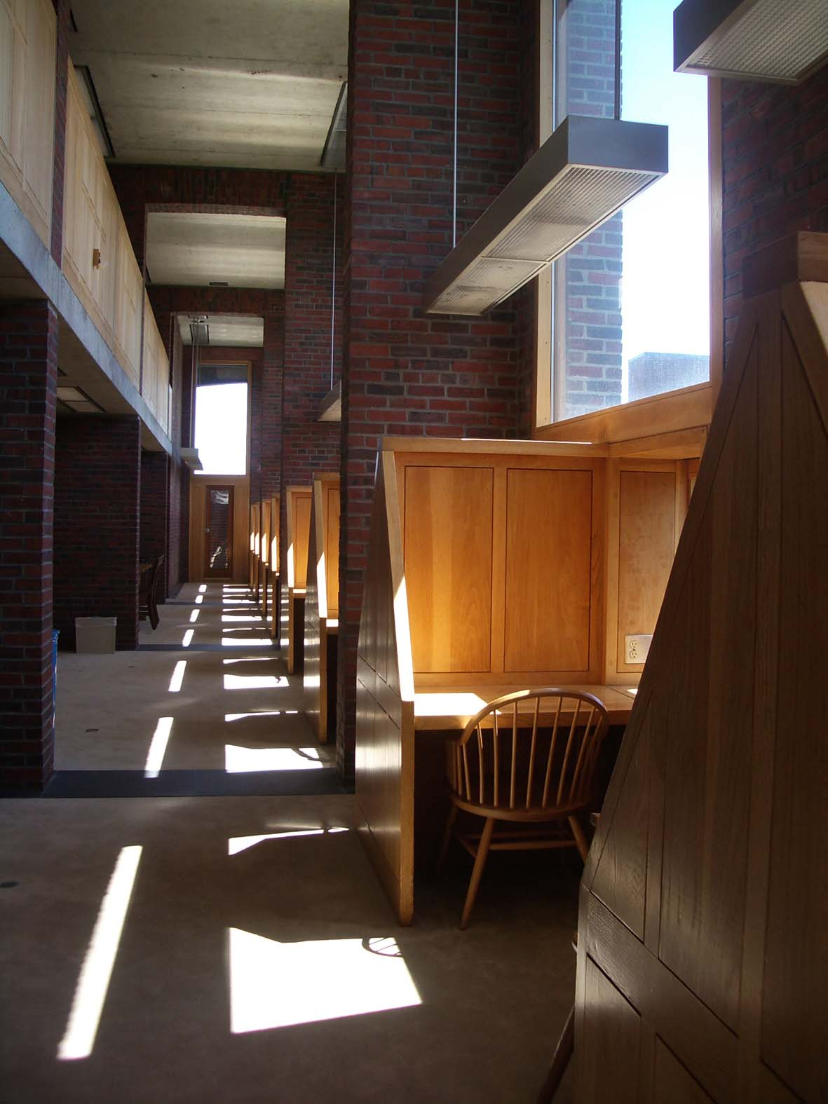 Phillips Exeter Academy Library - Data, Photos & Plans ...