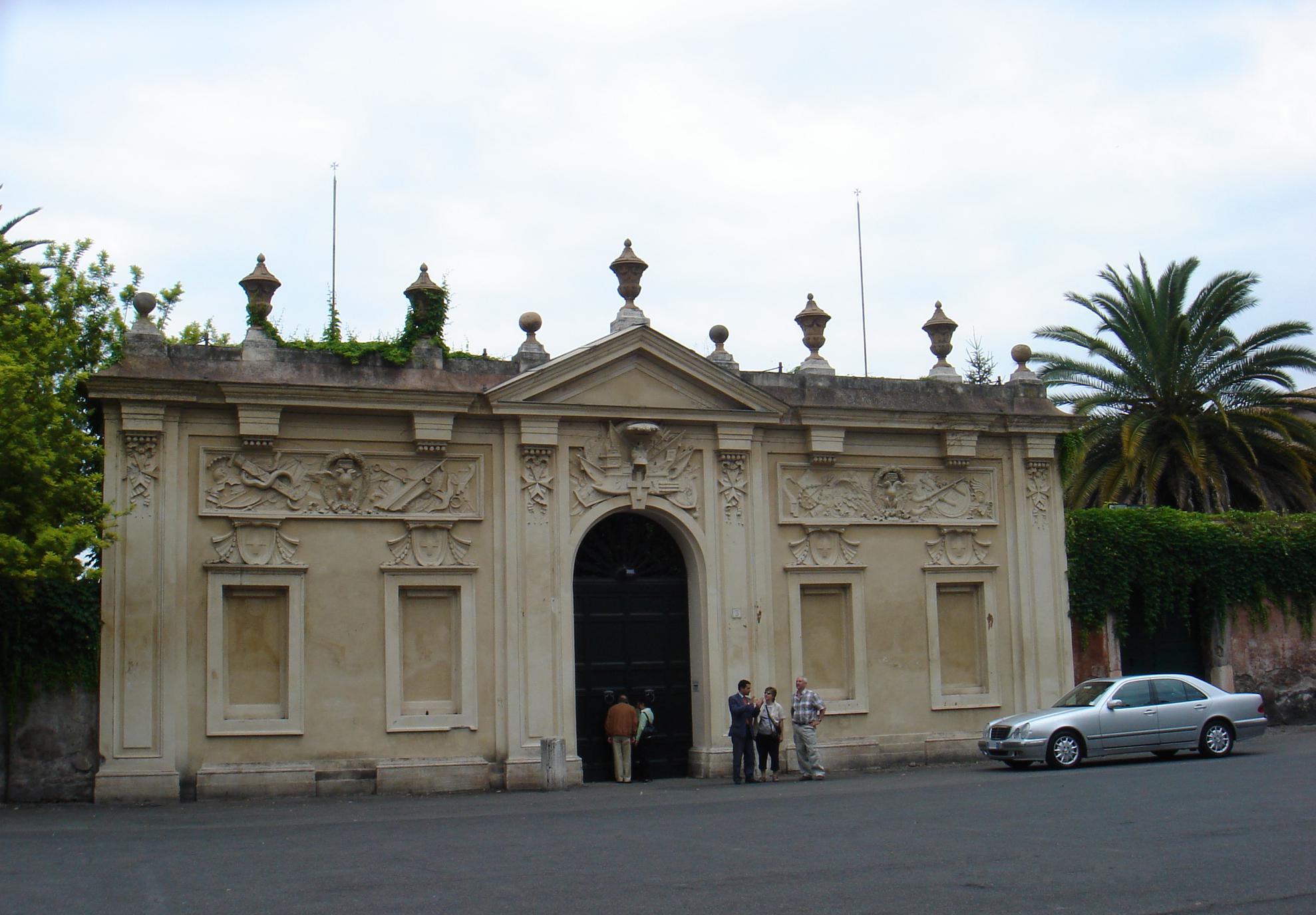 Villa Matrimonio Aventino