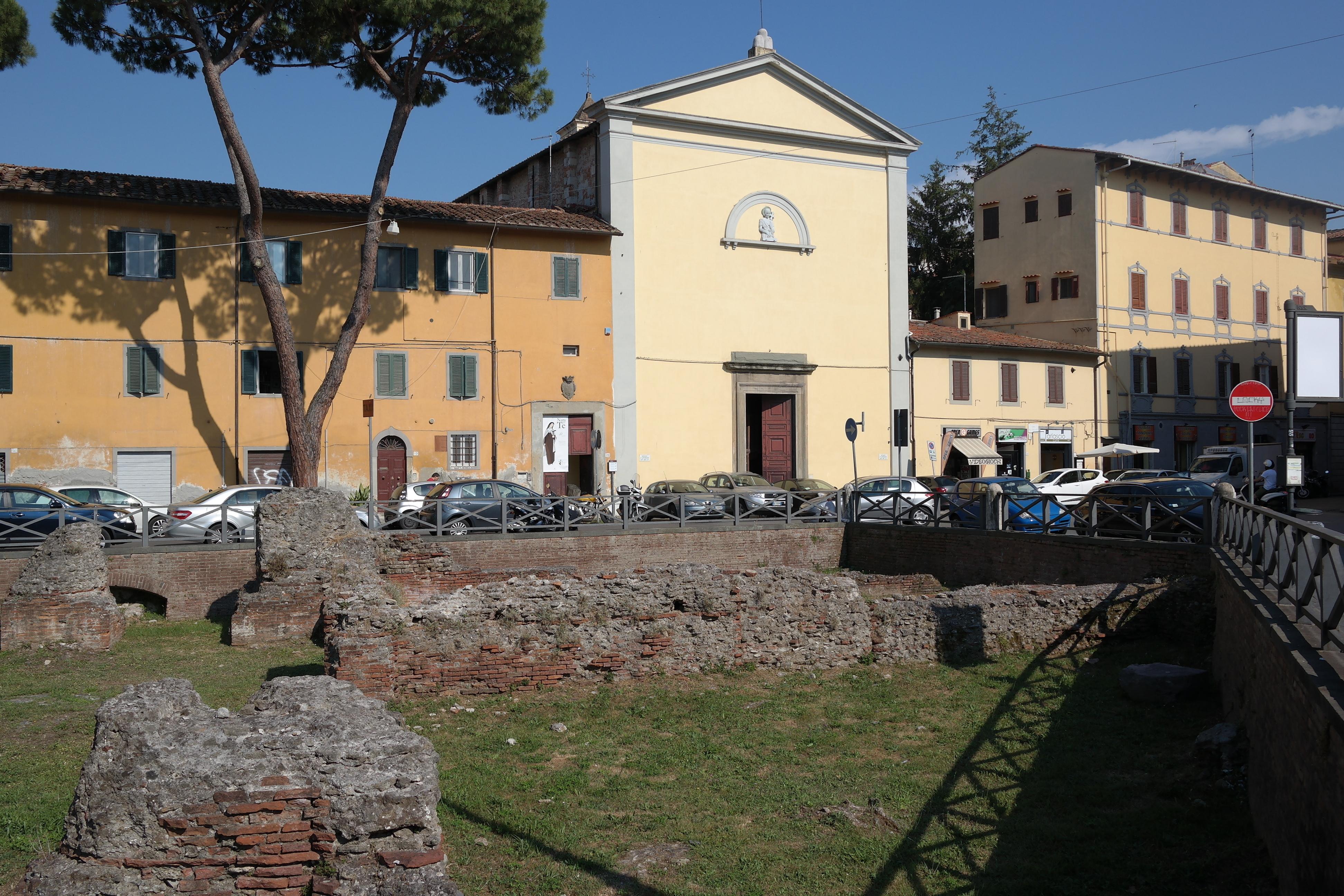 File:Pisa - Bagni di Nerone e San Torpè.JPG - Wikipedia