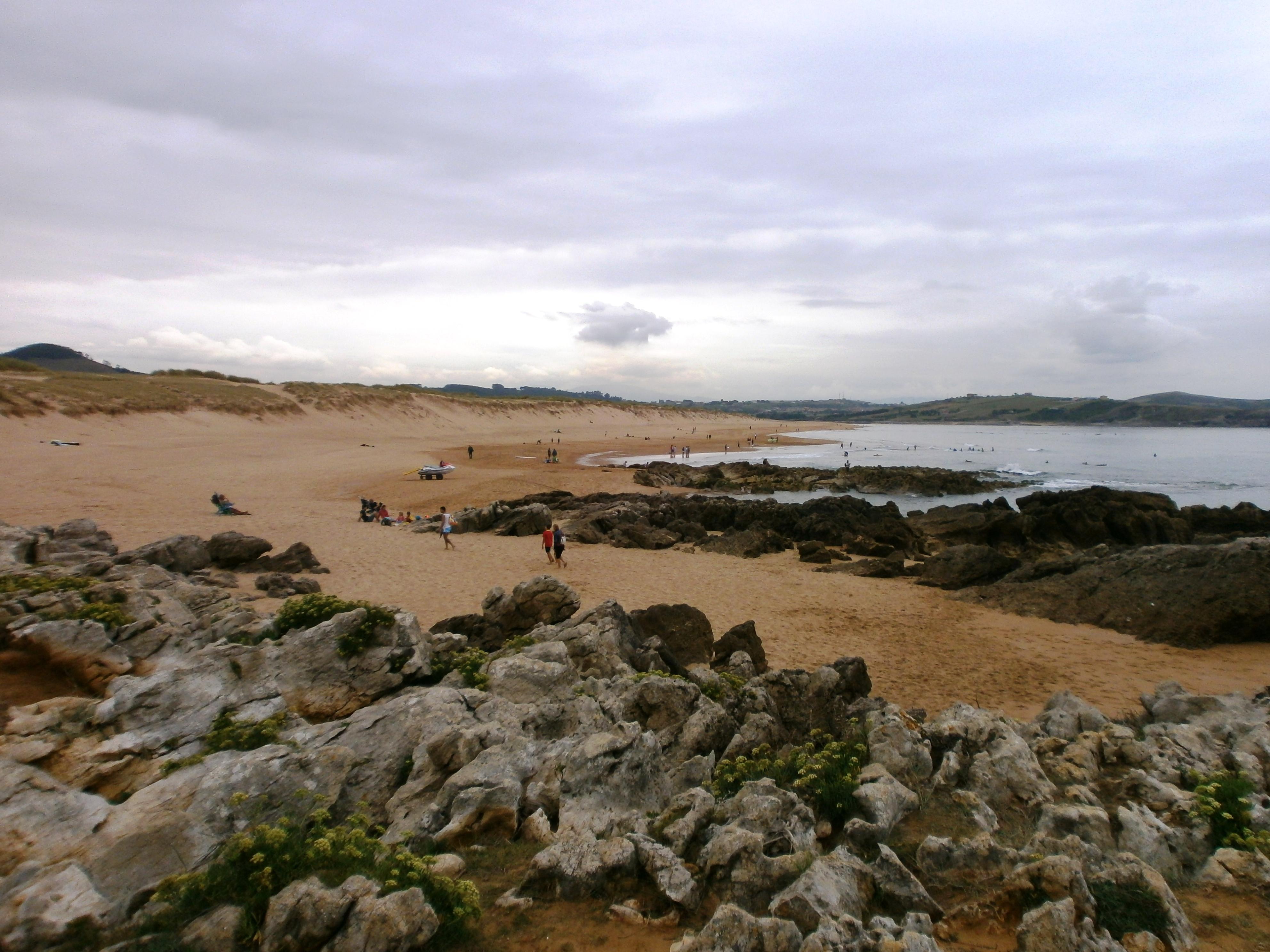 Playa de Valdearena