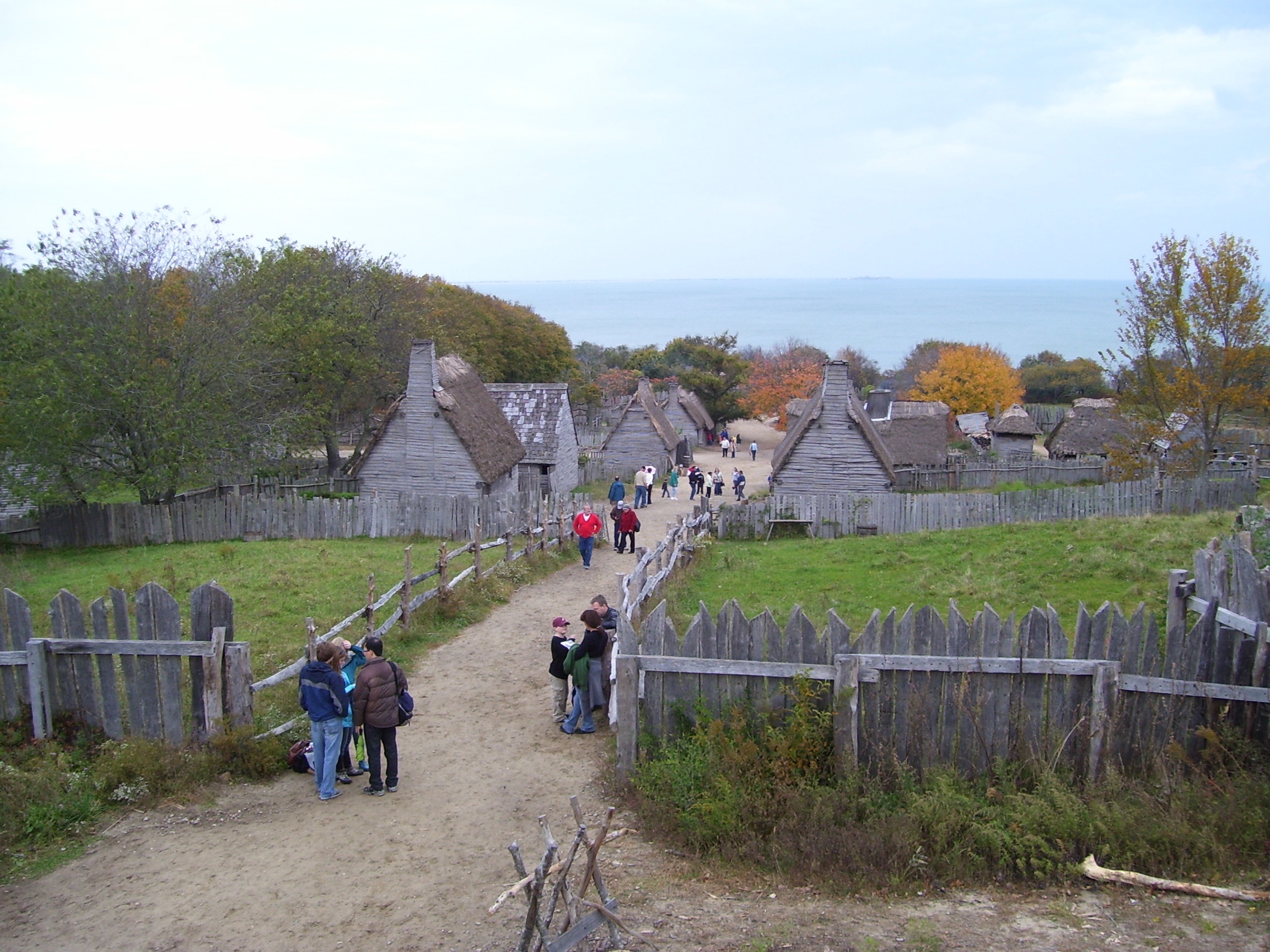 of plymouth plantation and the interesting