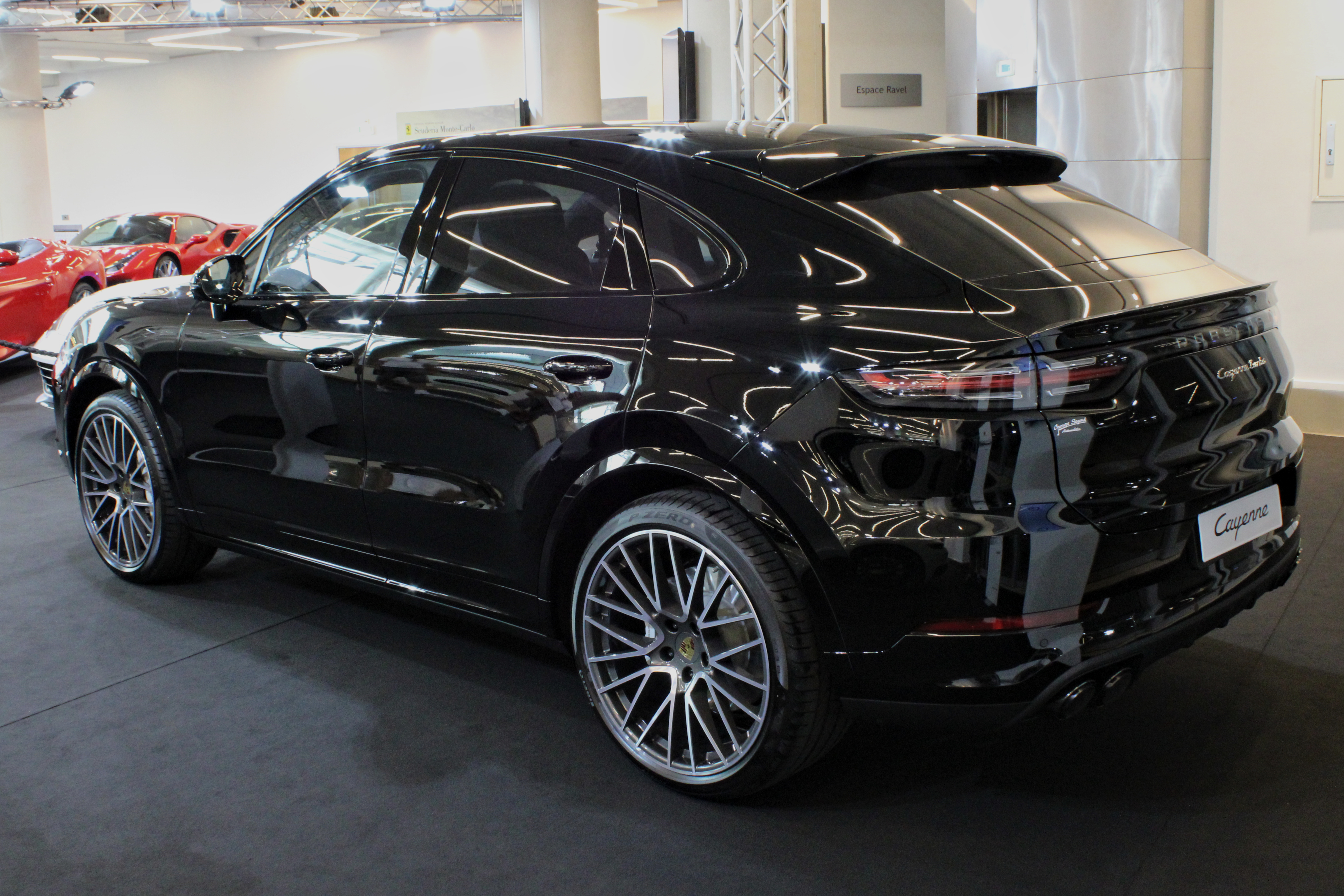 File Porsche Cayenne Coupe Top Marques 2019 Img 1053 Jpg Wikimedia Commons