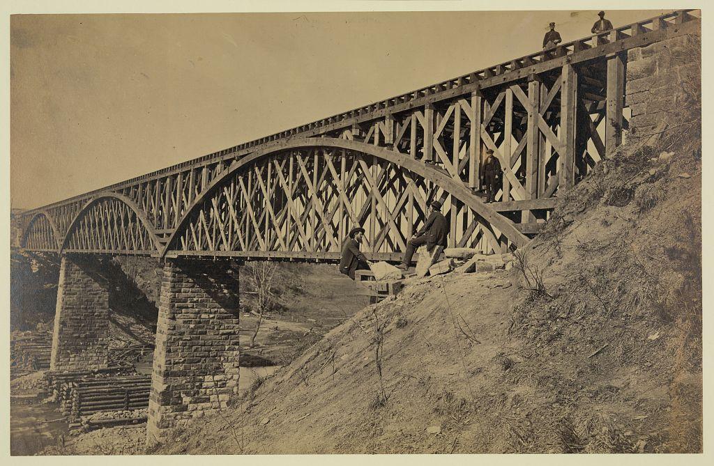 Potomac Creek Bridge Wikipedia