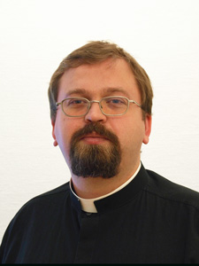 English: Catholic priest from Norway.