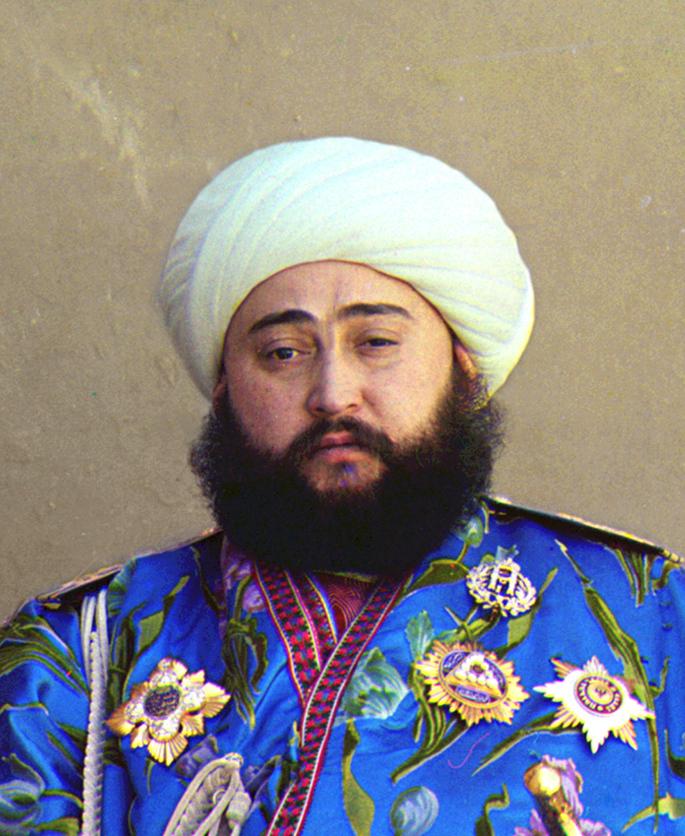 Mohammed Alim Khan - Wikipedia