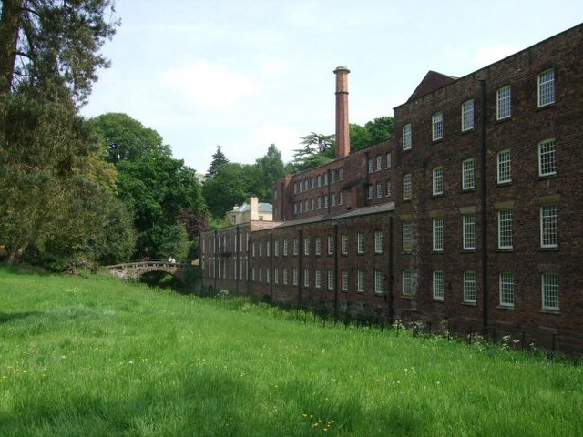 Quarry Bank Mill - geograph.org.uk - 1324600