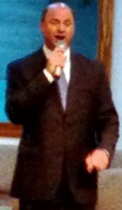 Rodney Griffin Gospel singer