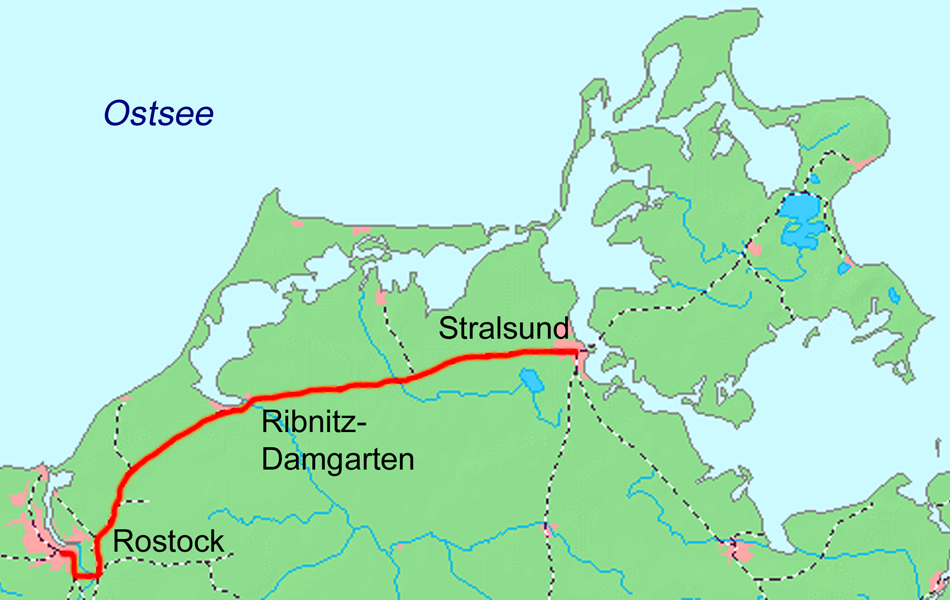 Stralsund Karte.Datei Rostock Stralsund Karte Png Wikipedia