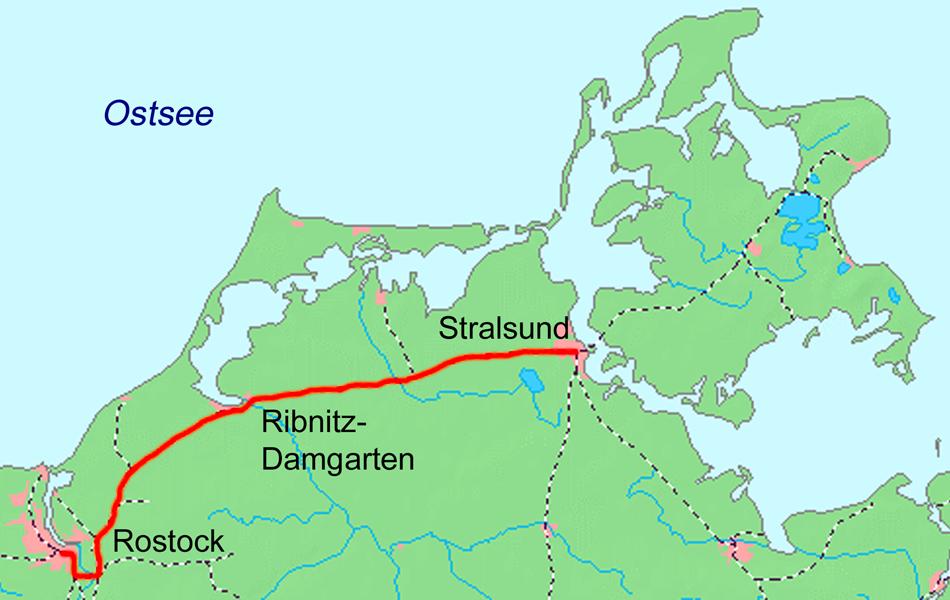 StralsundRostock railway Wikipedia