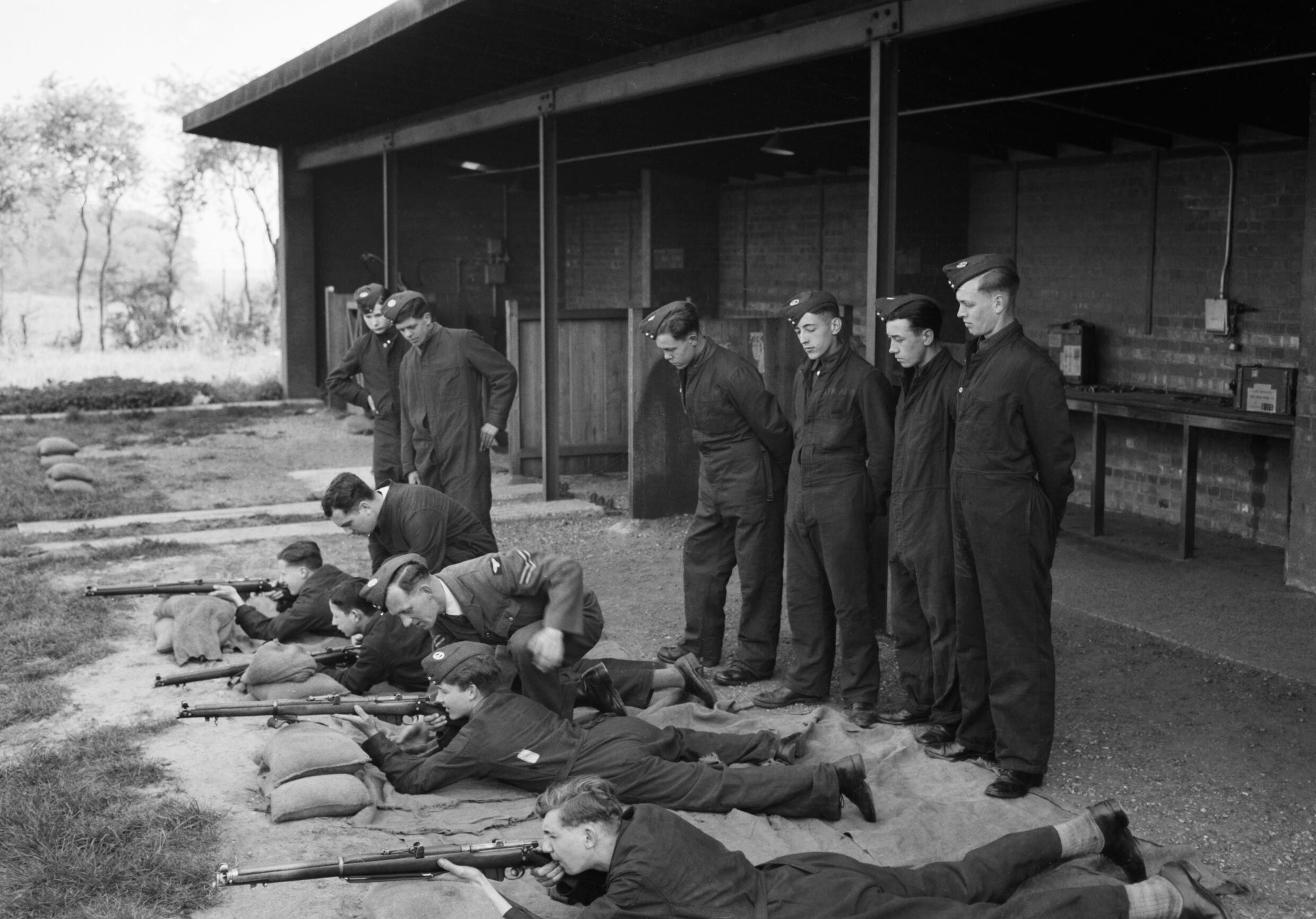 Image result for the air training corps in 1941