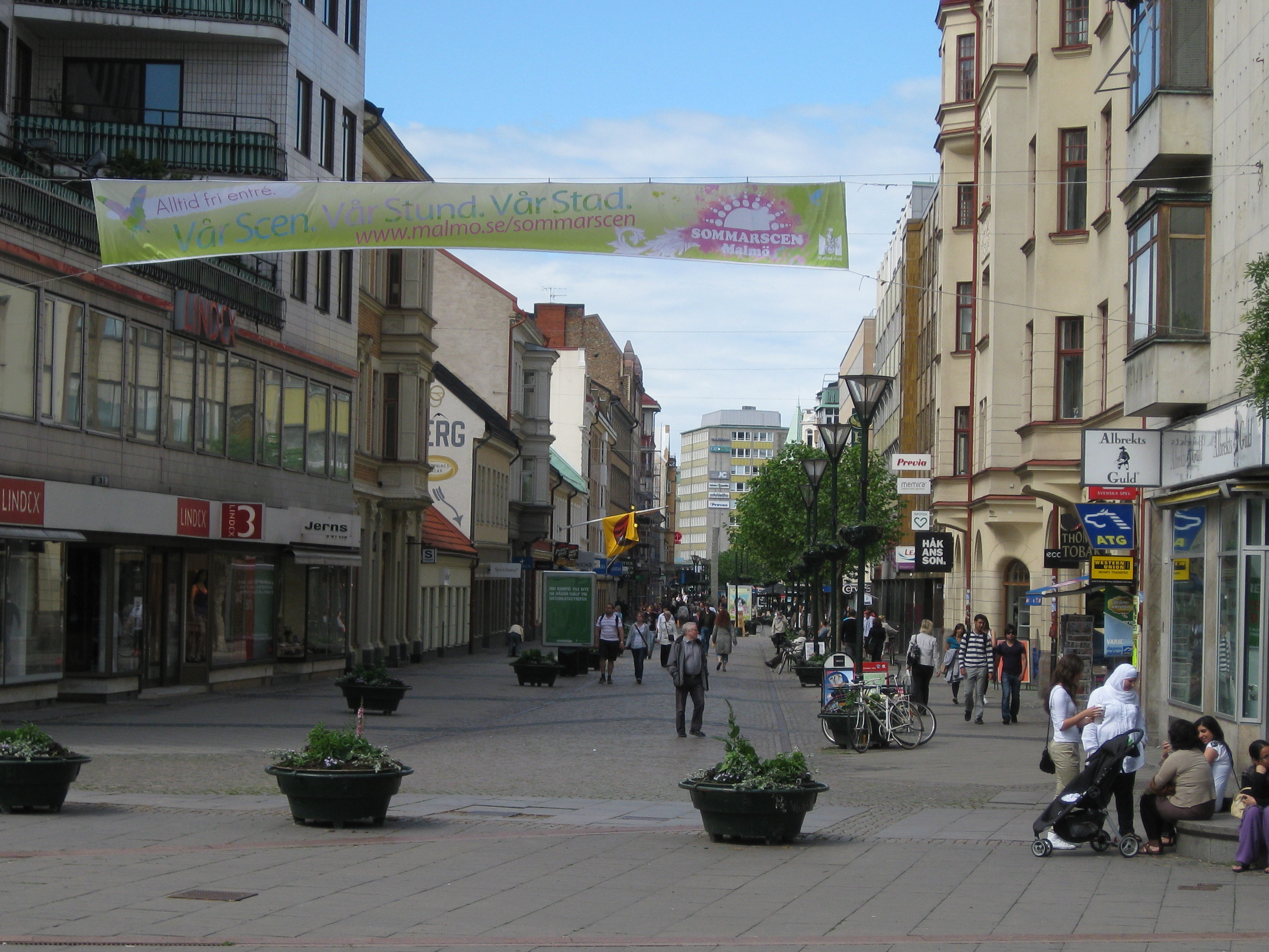 lindex södra förstadsgatan malmö