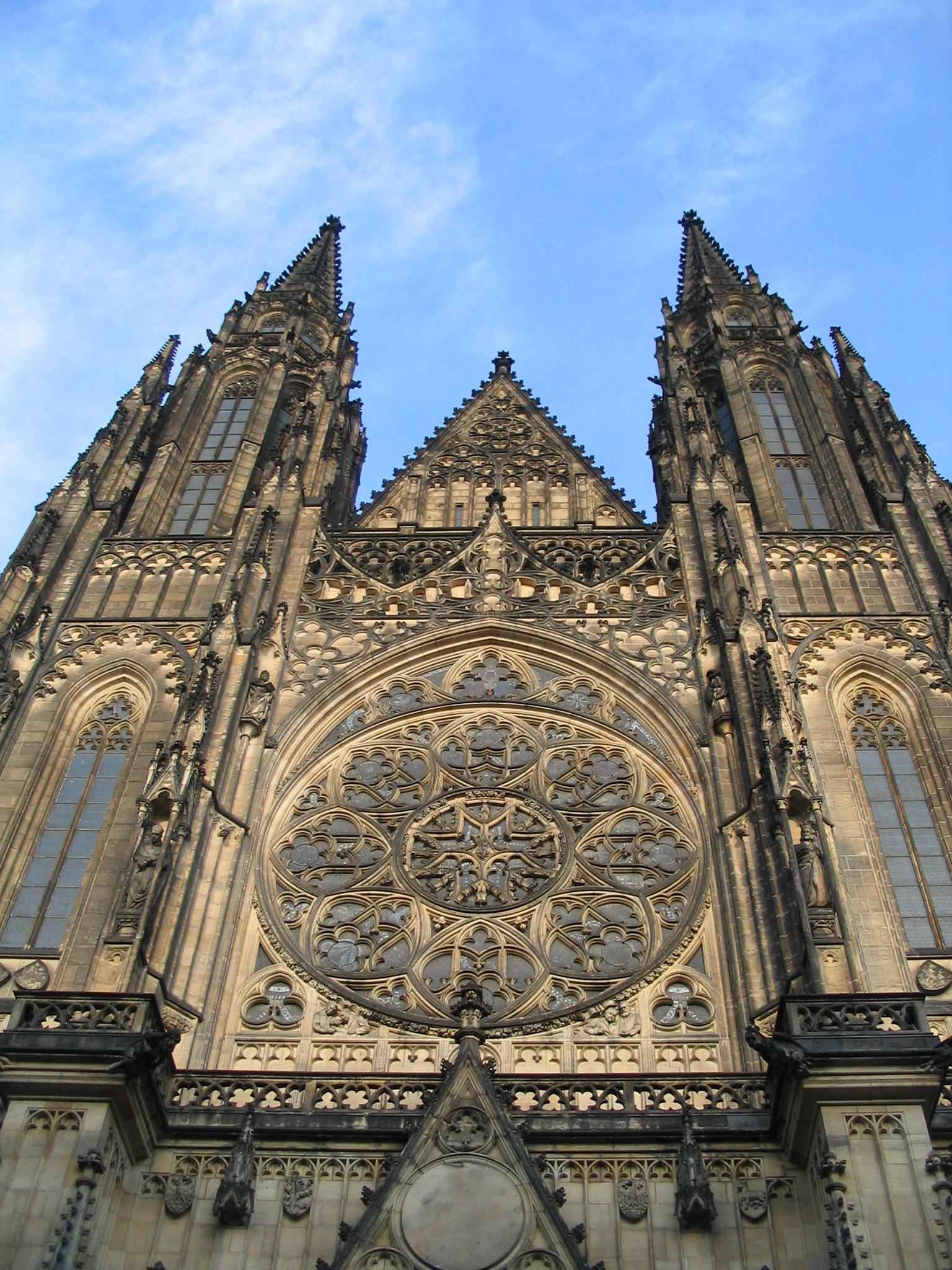 File Saint Vitus Cathedral In Prague Jpg Wikimedia Commons