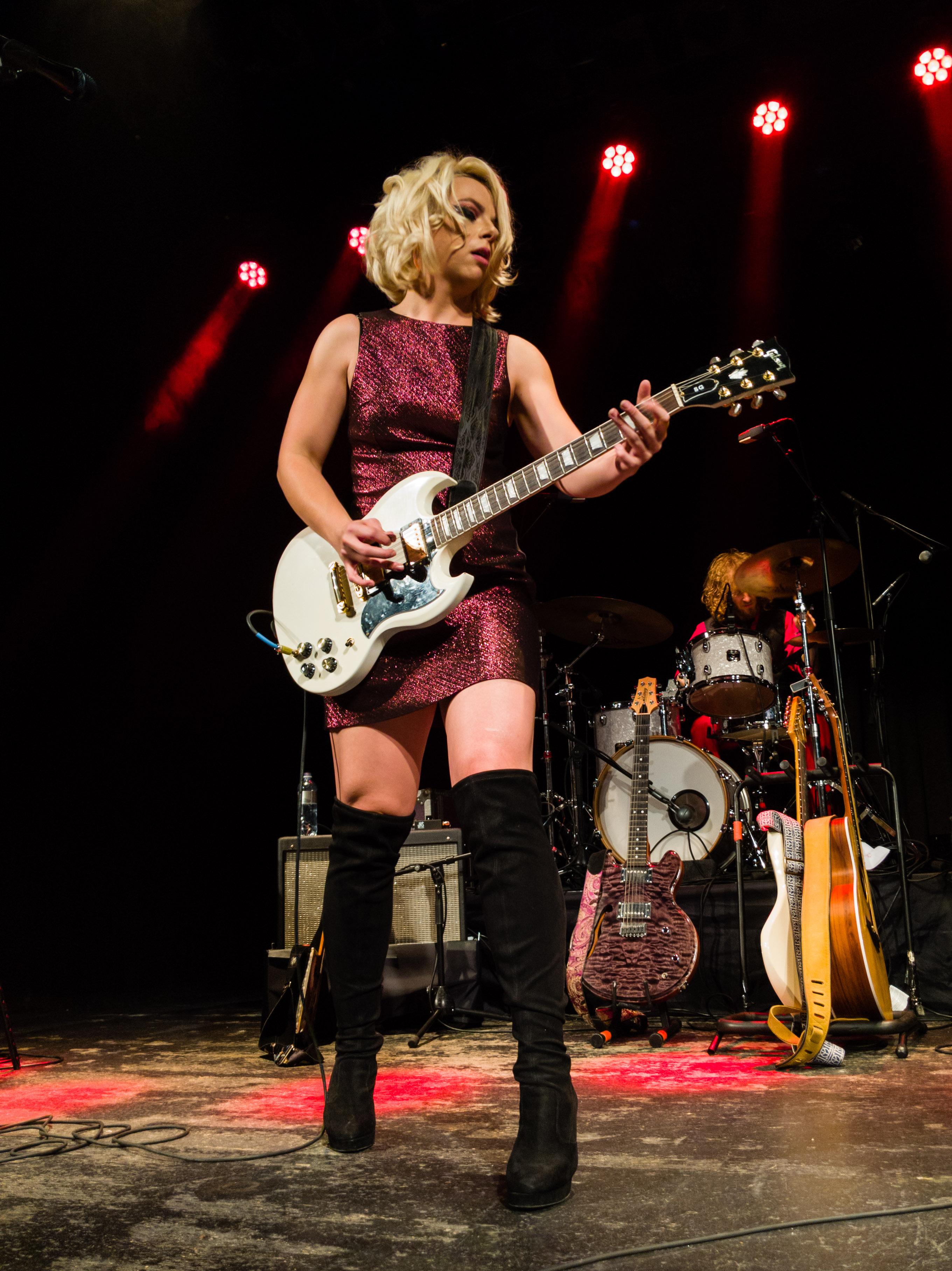 Samantha Fish Legs