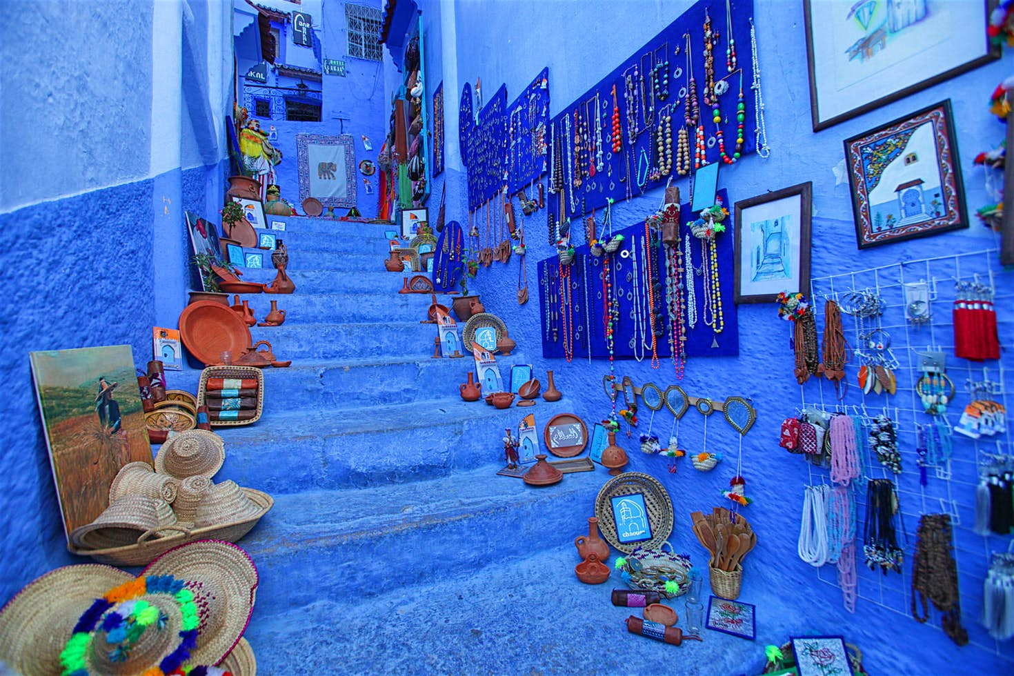 most beautiful cities in the world :Chefchaouen