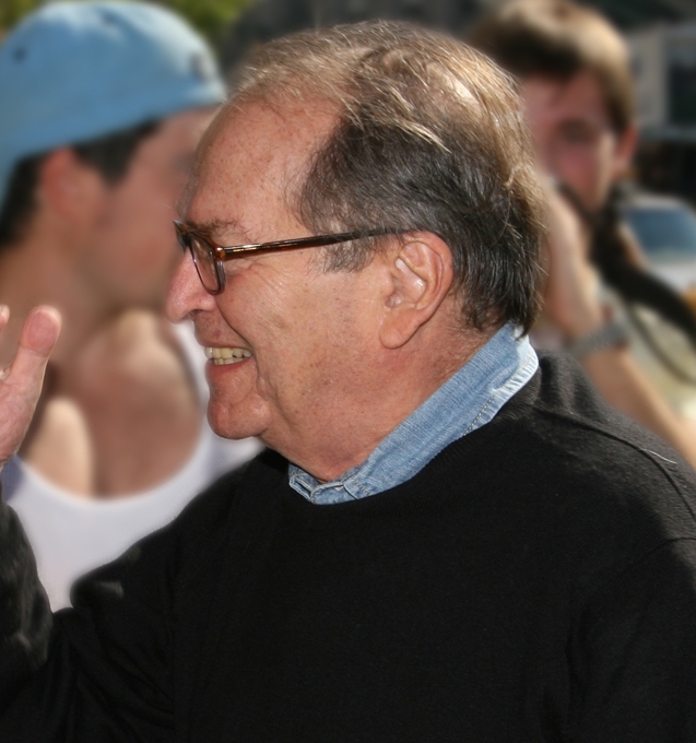Lumet at 2007 [[Toronto International Film Festival]]