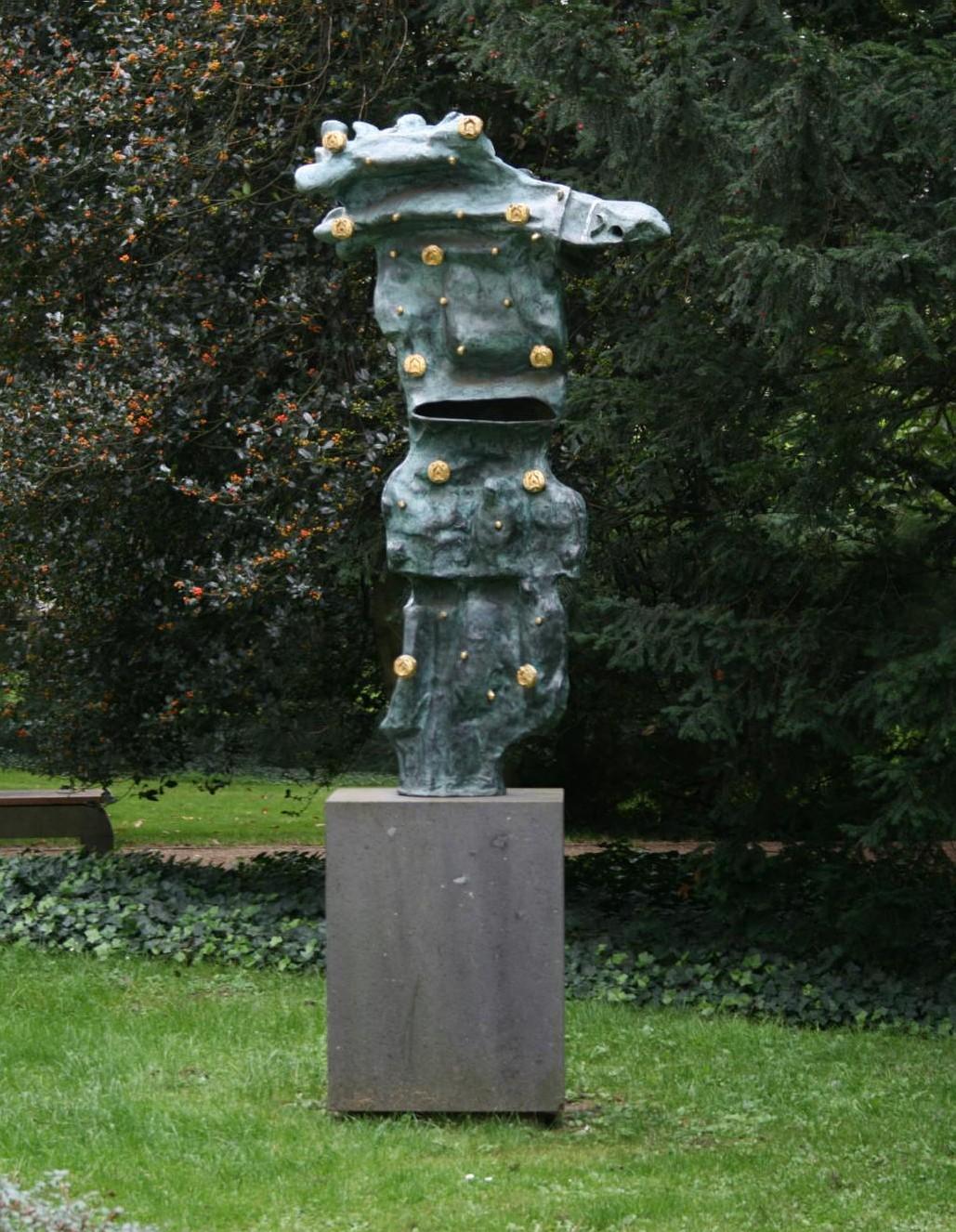 Escultura Chaosmos (1970), ubicada en Viersen (Alemania).
