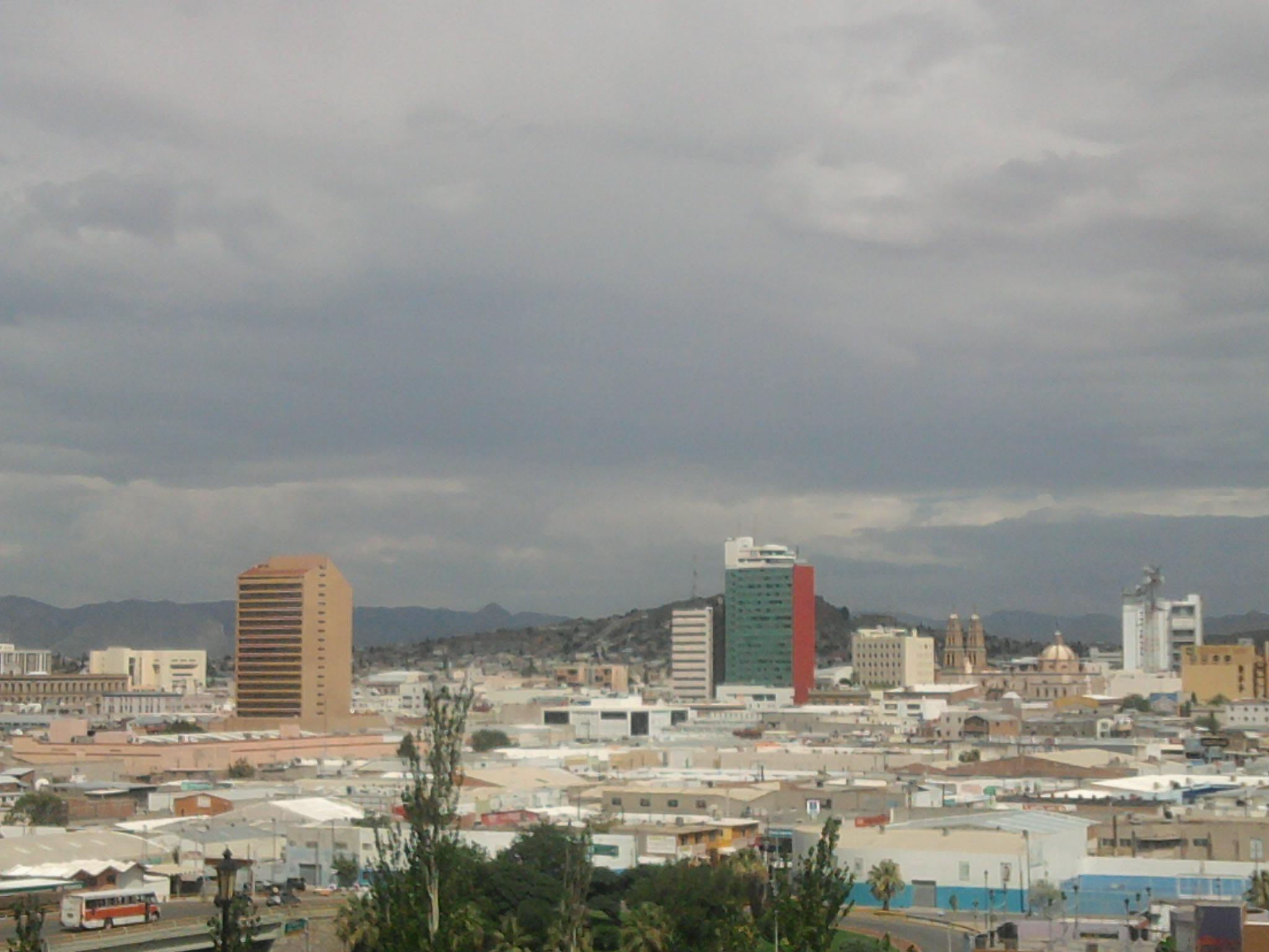 Skyline de chihuahua
