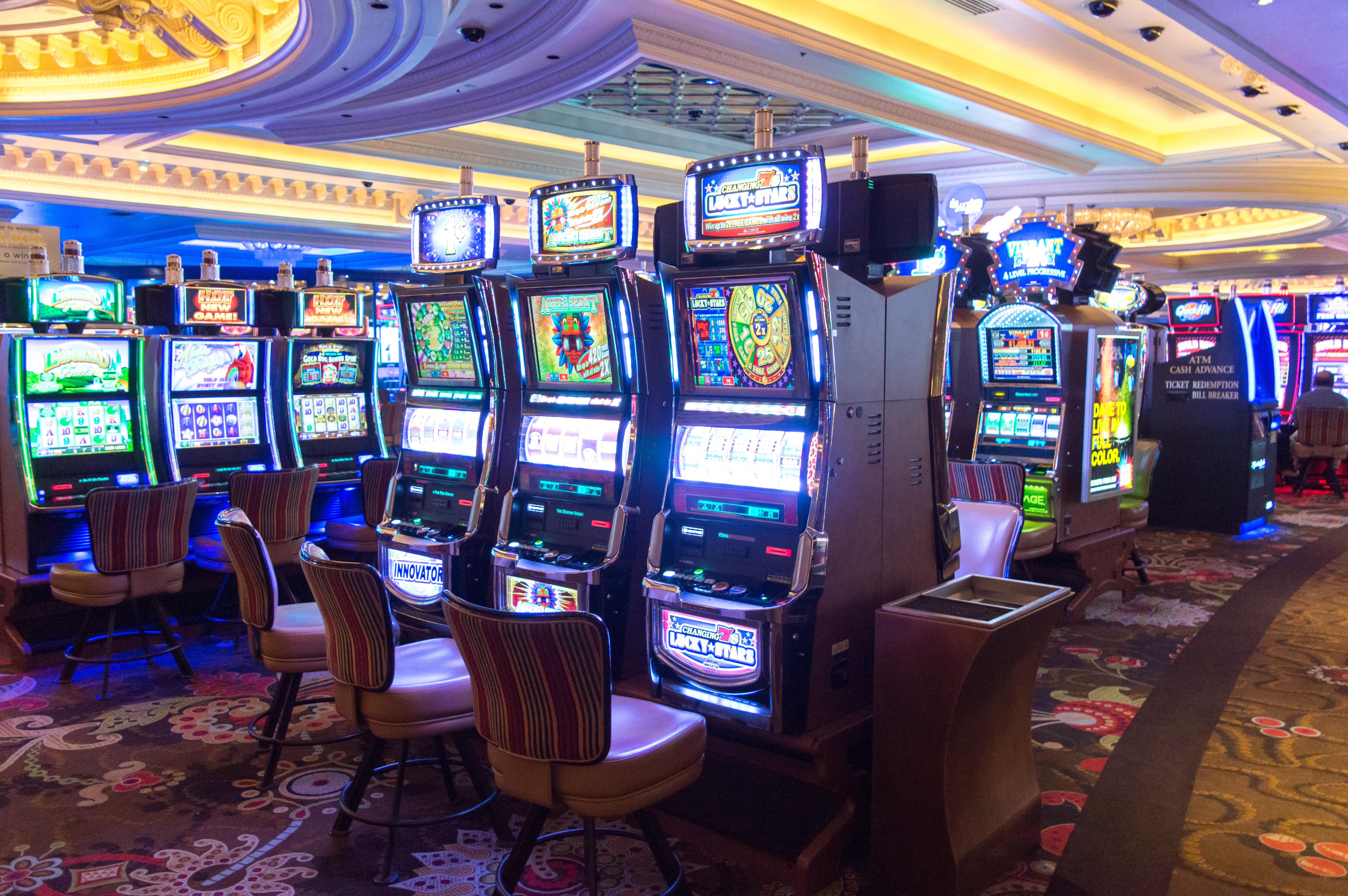 Slot Machines Monte Carlo