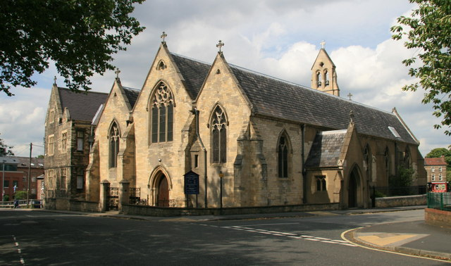 St George S Roman Catholic Church York Wikipedia