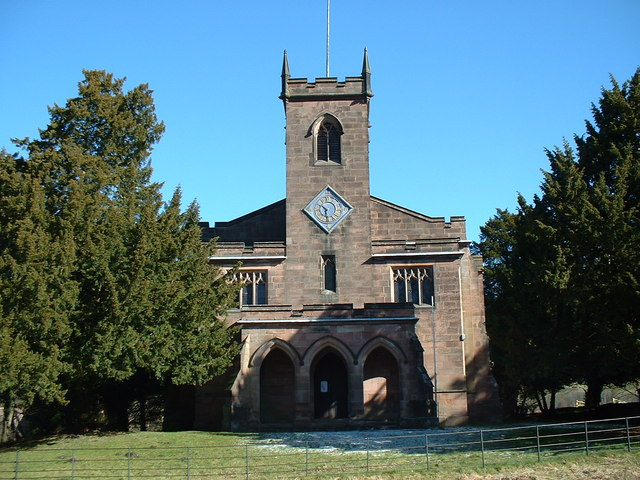 St. Marys Church, Cromford