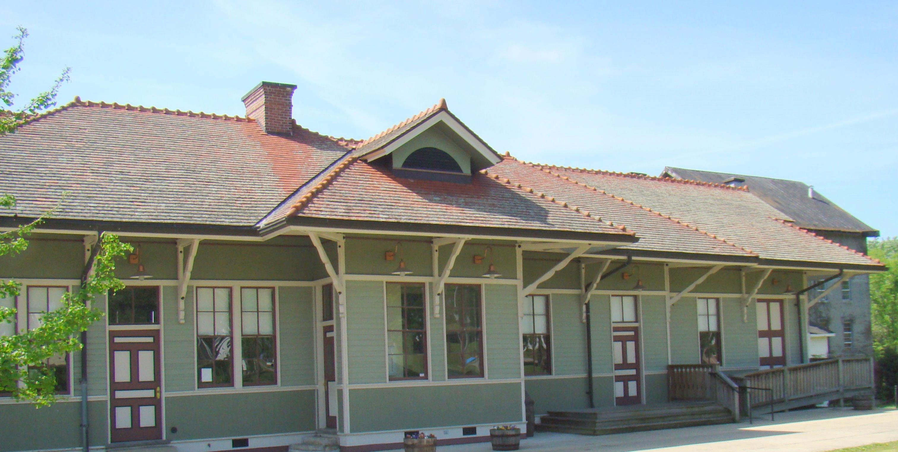 Stanford L&N Railroad Depot - Wikipedia