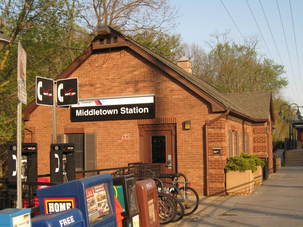 Middletown station (NJT)