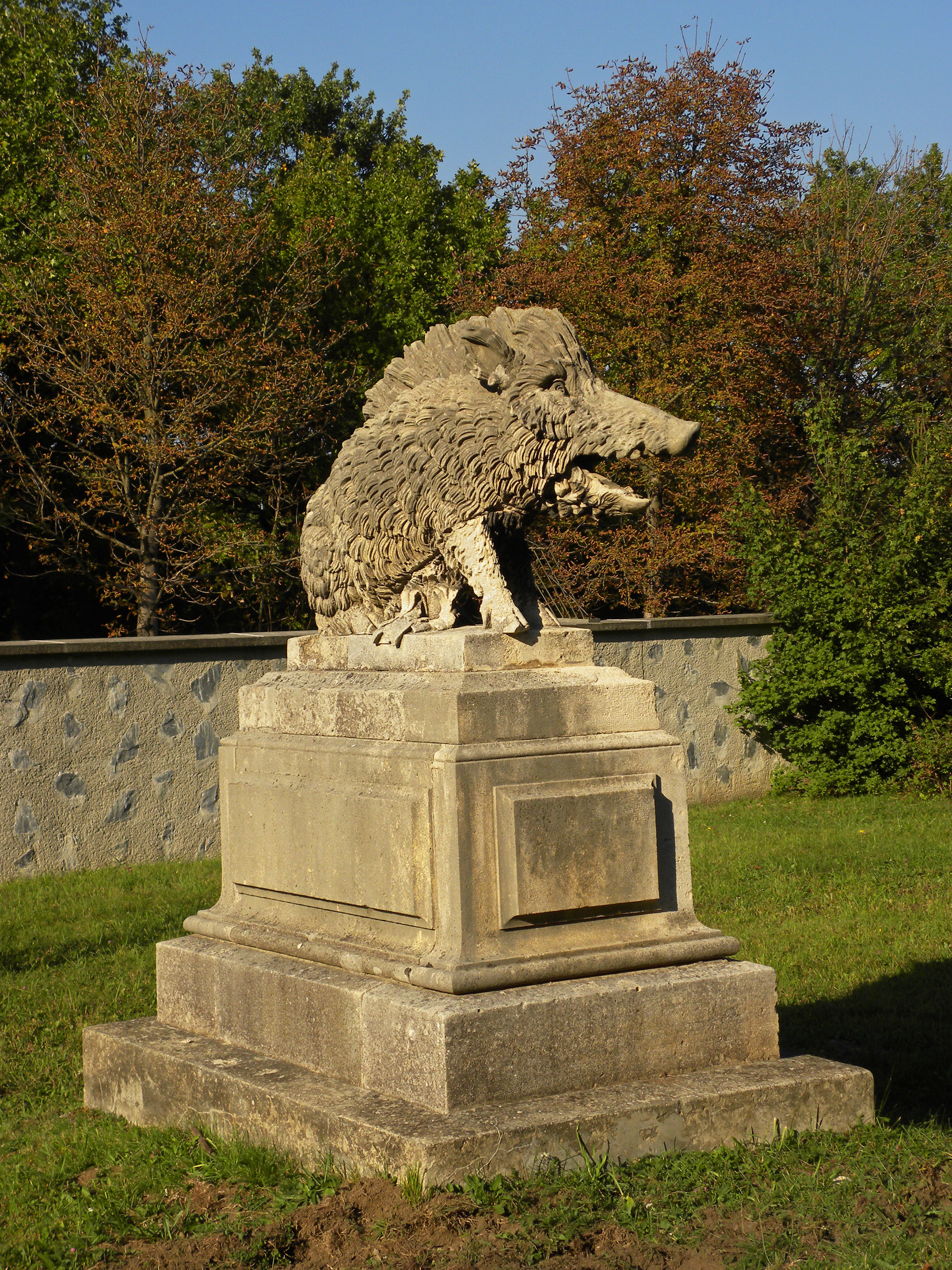 Lainzer Tiergarten Vienna im Lainzer Tiergarten.jpg