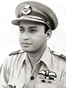 Subroto Mukerjee First Chief of the Air Staff of India