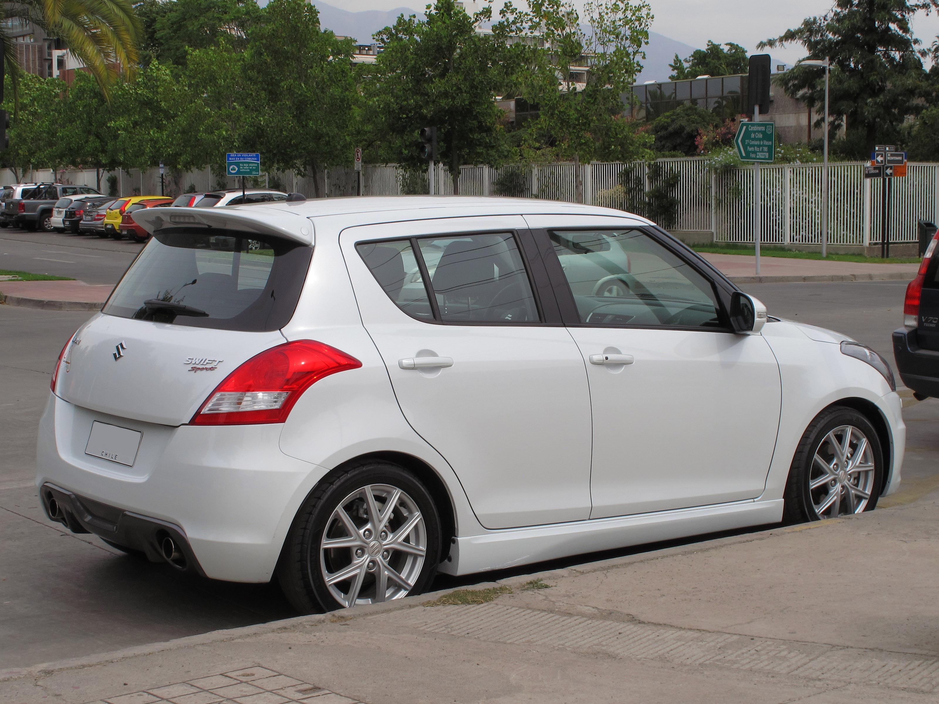 Suzuki Swift Sport Sgcarmart