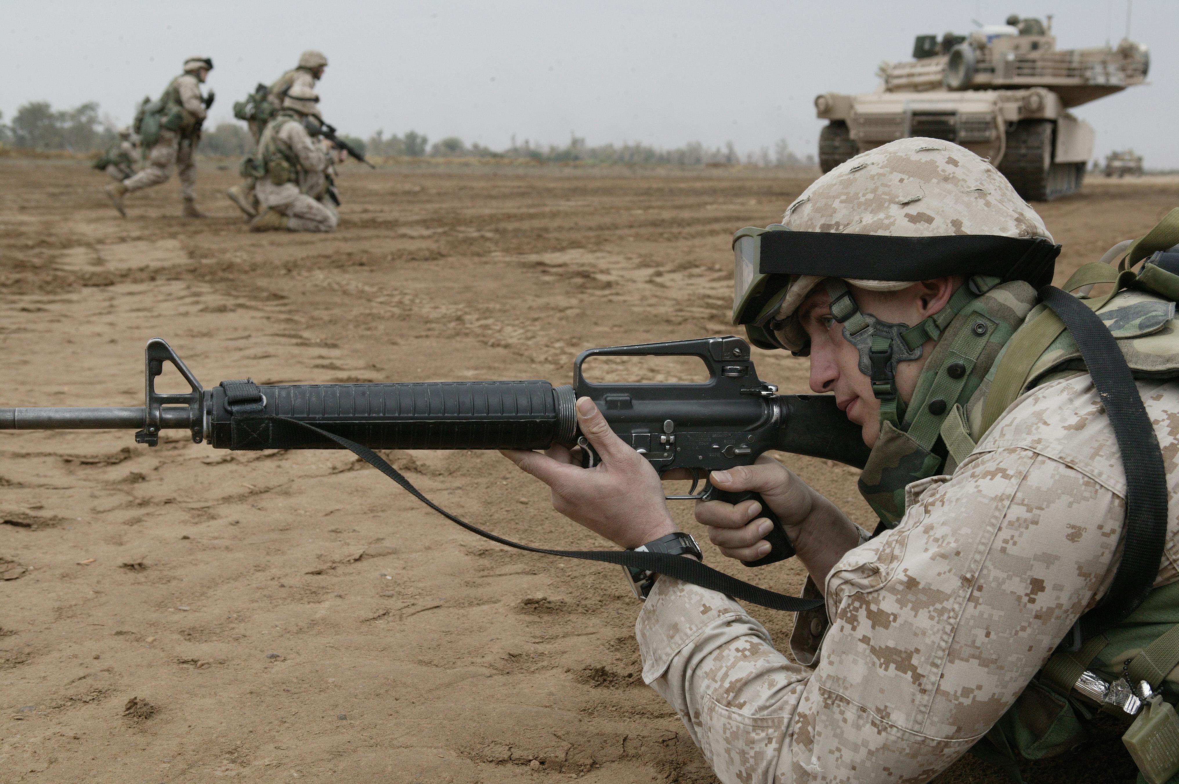 Colt (М16/М4) TANKSaimingin2041102