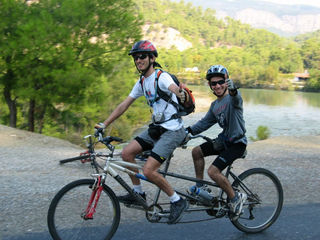 Tandem Bicycle Wikipedia