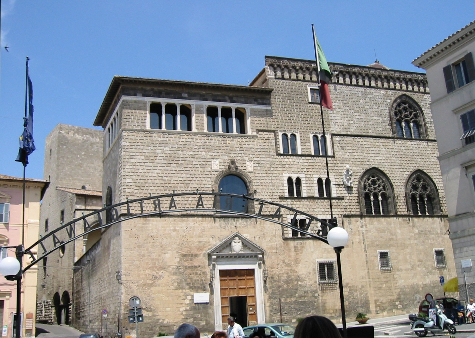 Tarquinia Italy  city images : Tarquinia Museo Nazionale Tarquinese Wikipedia, the free ...