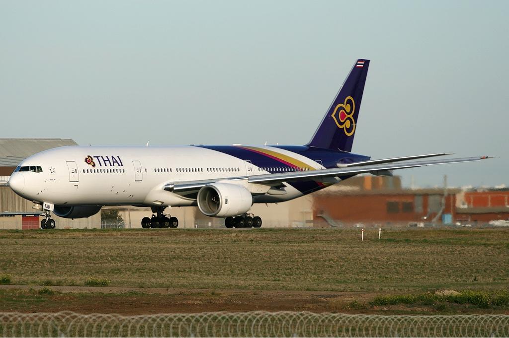 airways international Thai