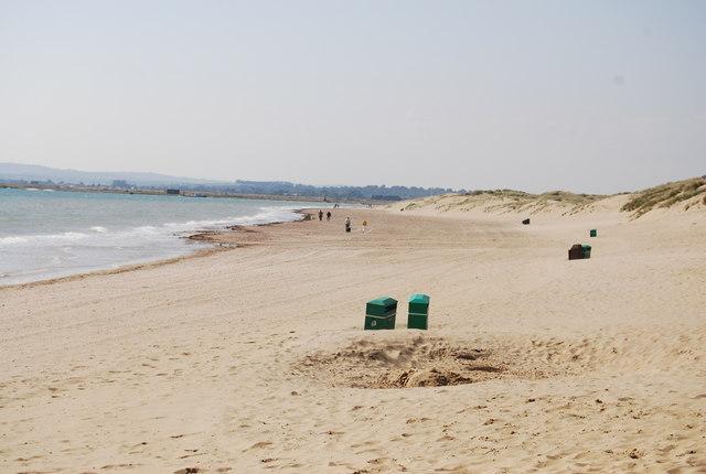 Camber Sands Beach Postcode