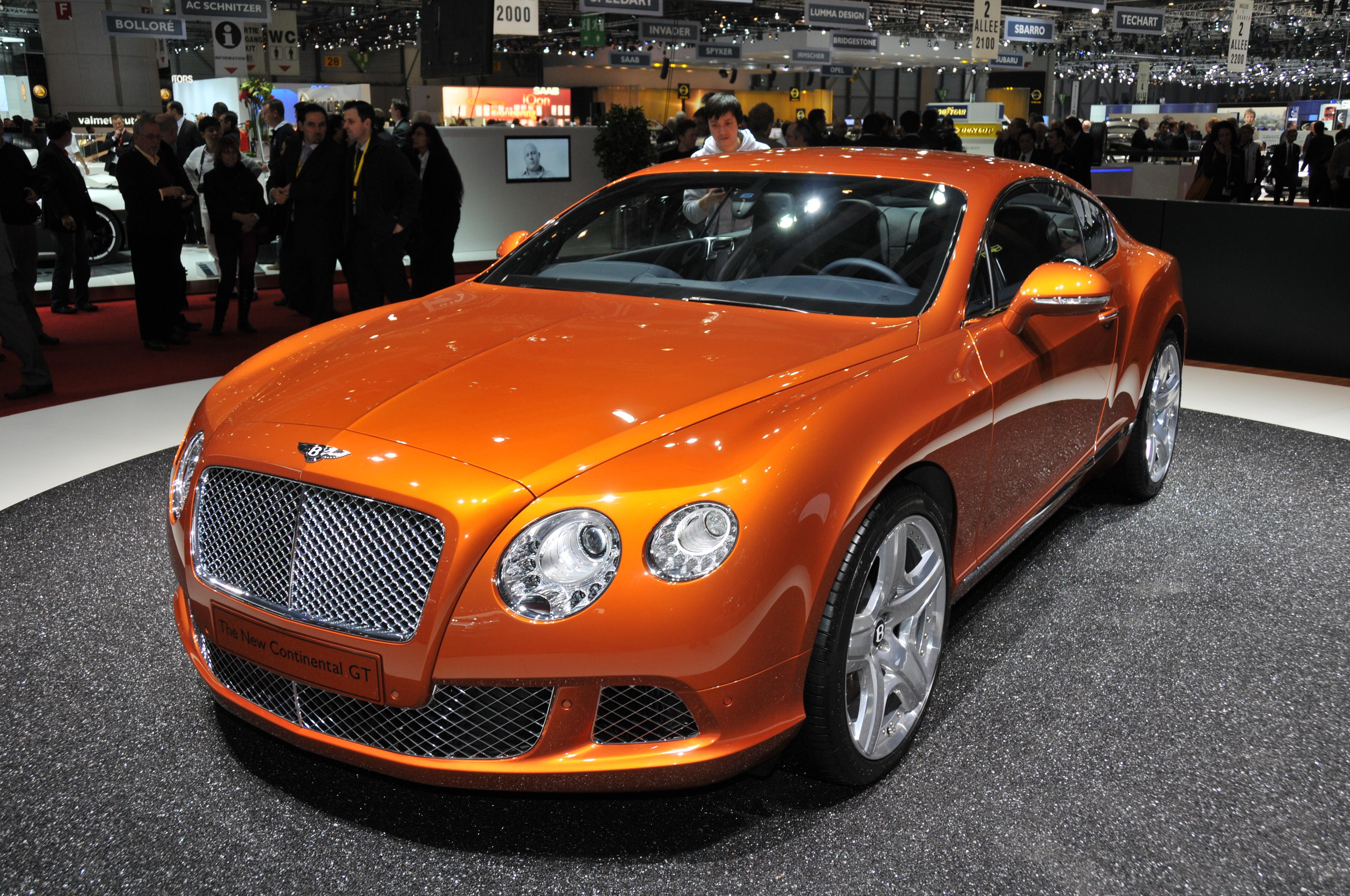 FileThe new Bentley Continental GT 5546164893jpg  Wikimedia