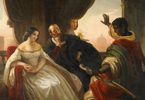 File Theodor Hildebrandt Othello Und Wikimedia Commons