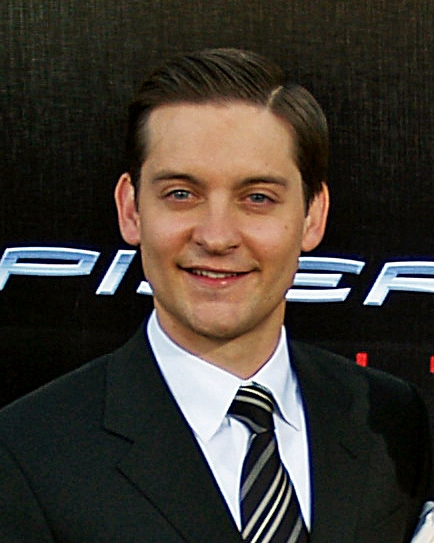 tobey maguire gif