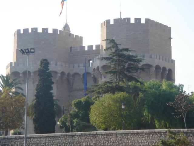 Castillo de los Serranos