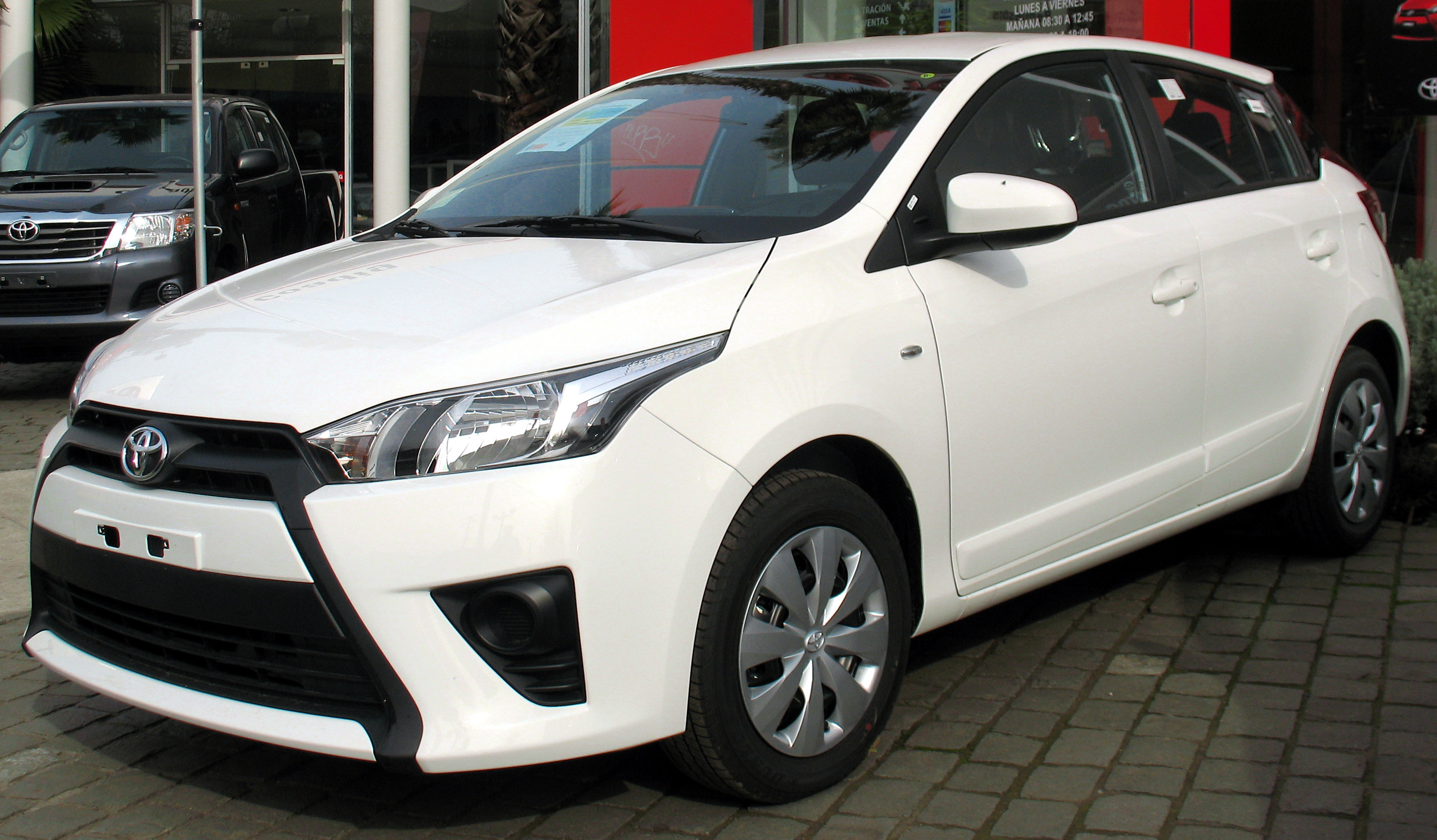 7 Things You Will Love About The Latest Toyota Yaris