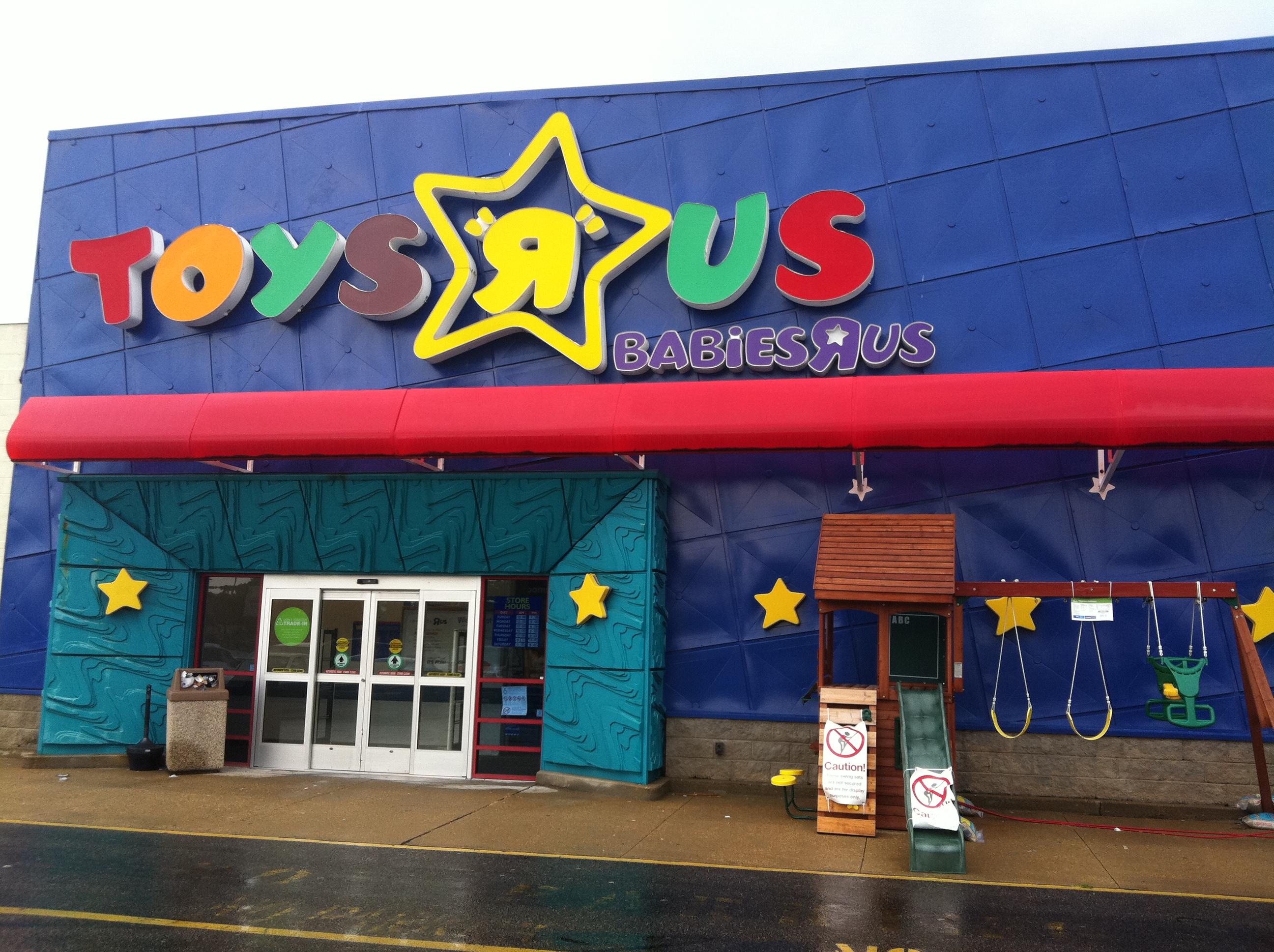 Toys R Us Mall : File toys r us military circle mall norfolk va
