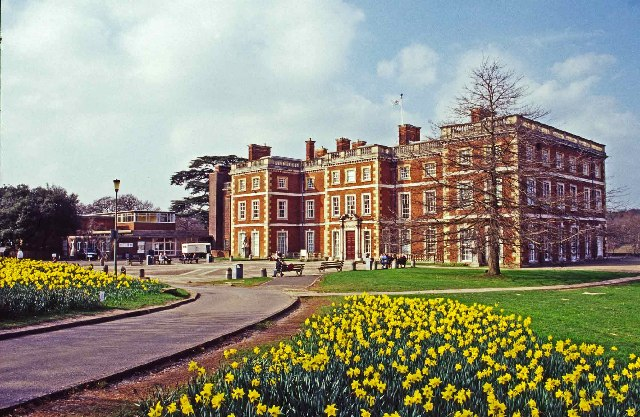 Trent Park English Country House