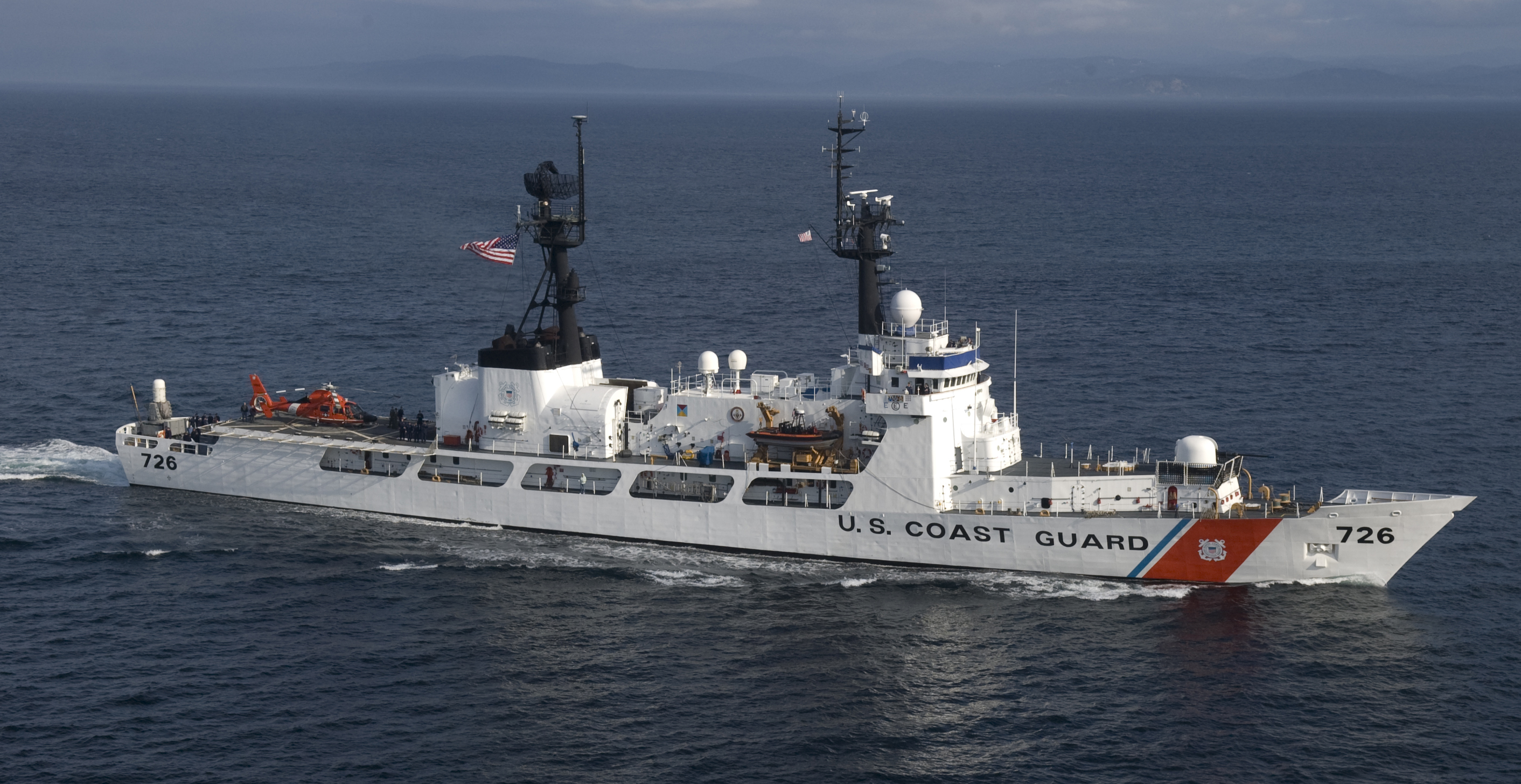 United states coast guard,uscg 13th district