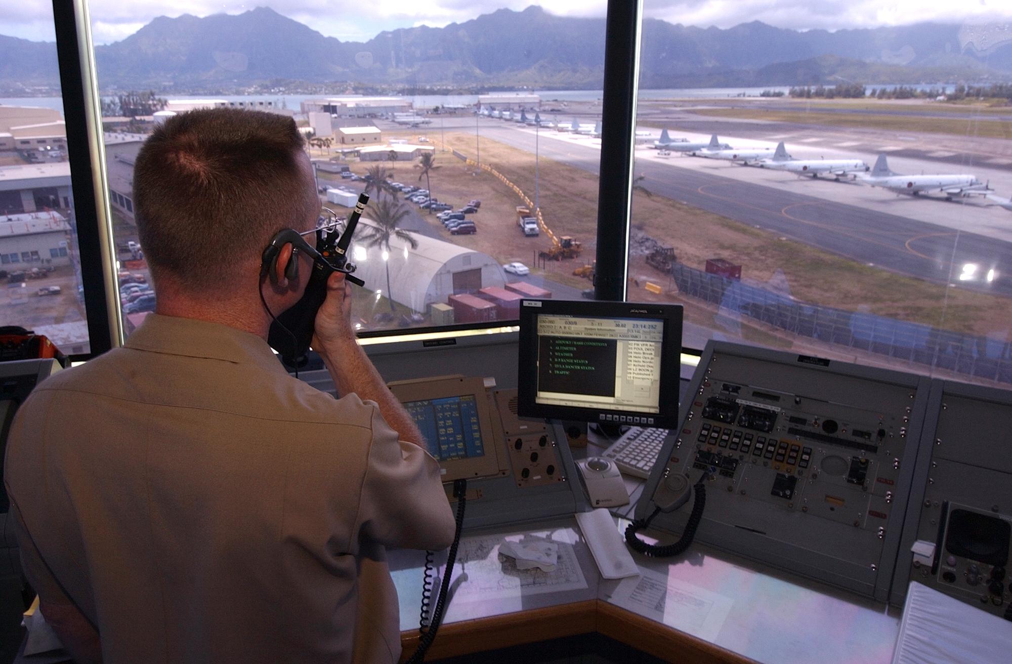 Air Traffic Chief