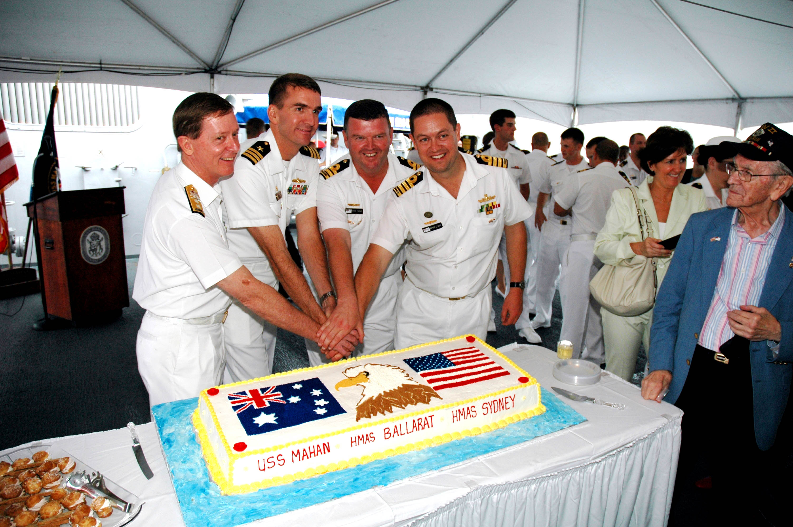 Royal Navy Cake Ideas