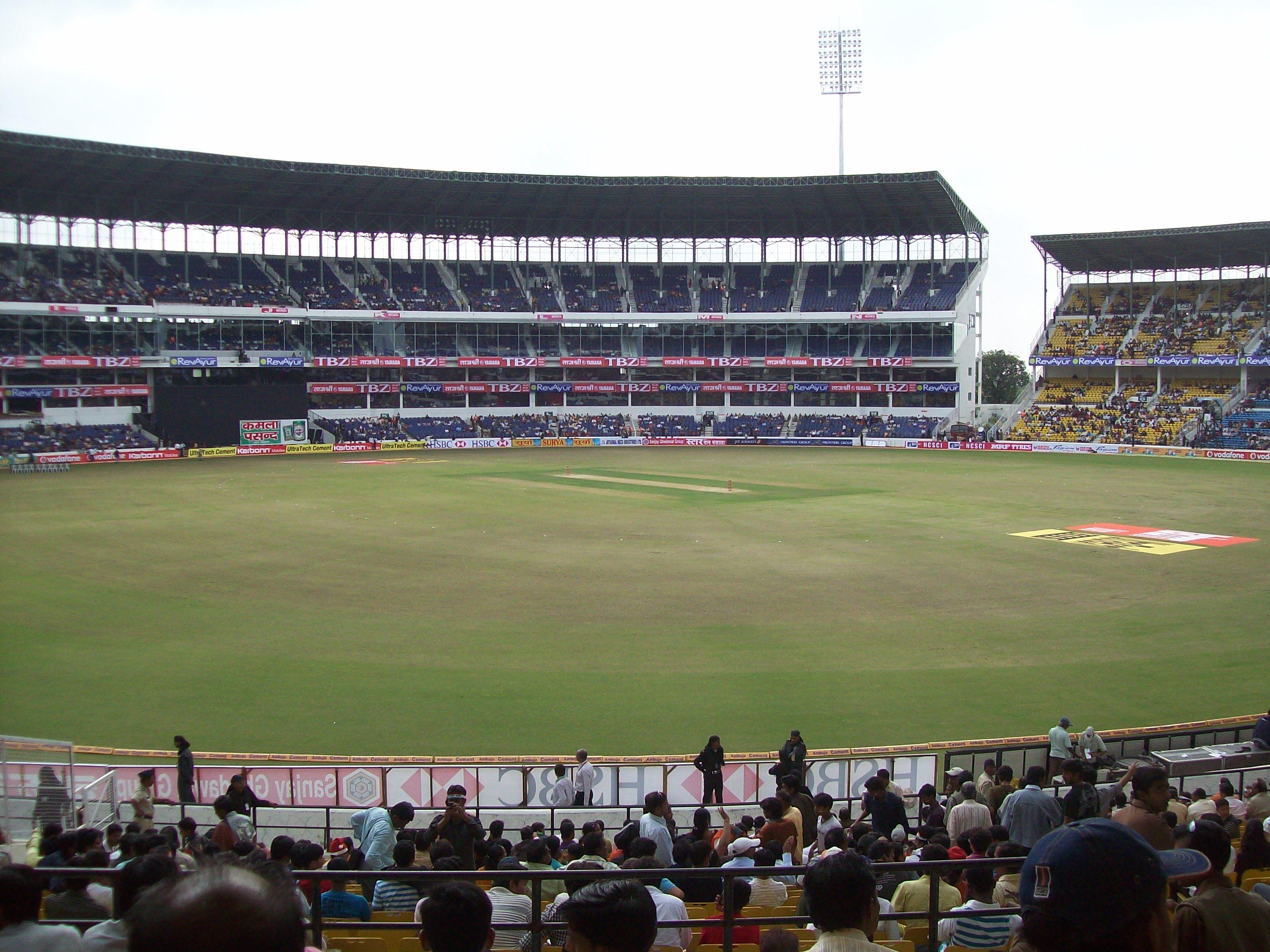 Image result for Vidarbha Cricket Association Stadium